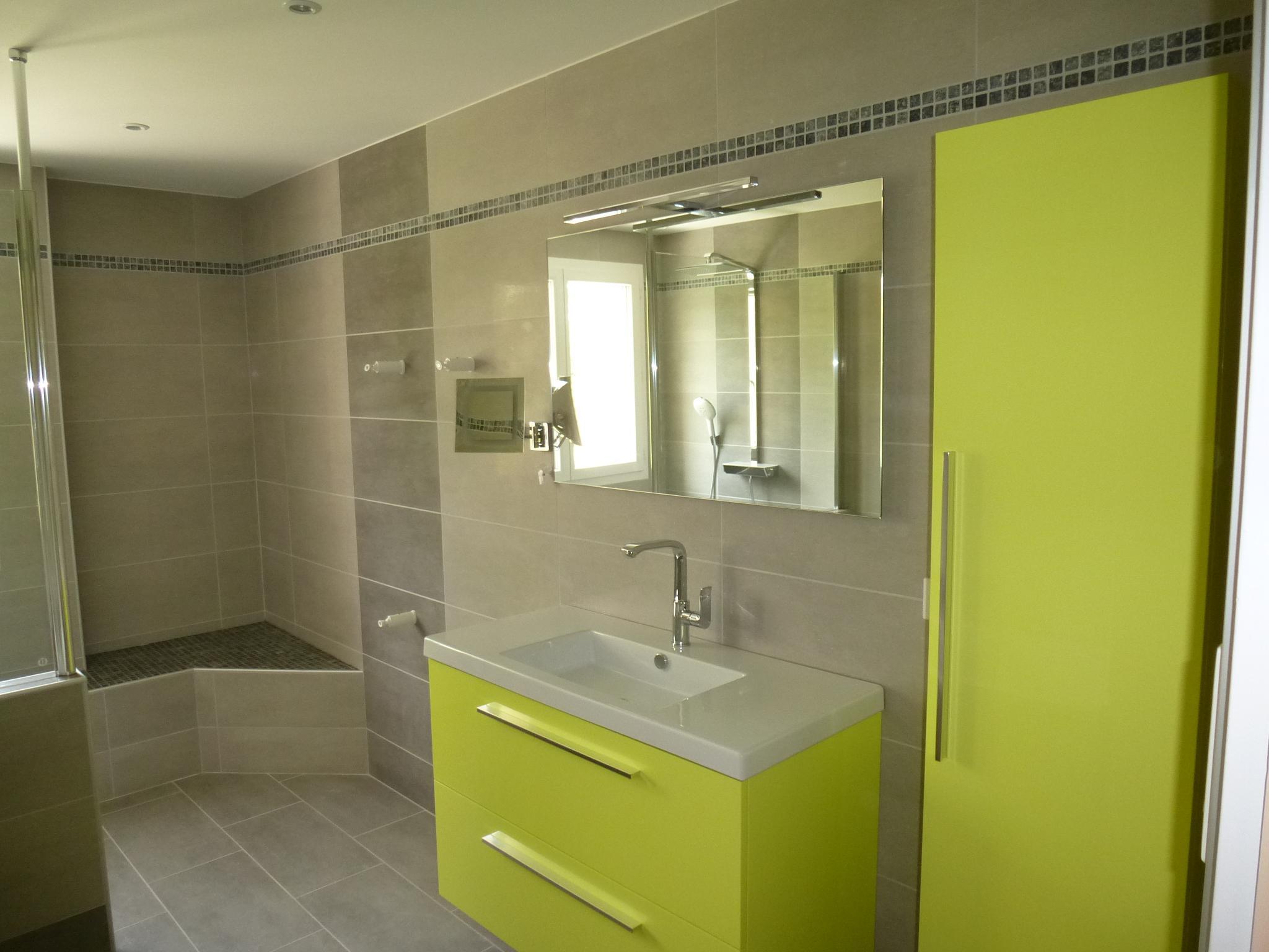 Peinture salle de bain tendance 2014 salle de bains - Peinture de salle de bain tendance ...